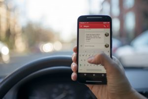 Texting while driving is more dangerous than drinking and driving
